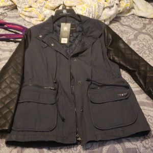 ** Lowest Price** Rock and republic utility coat